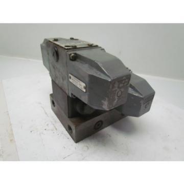 Rexroth 4WE10J40/W110-60N Solenoid Directional Spool Hydraulic Valves