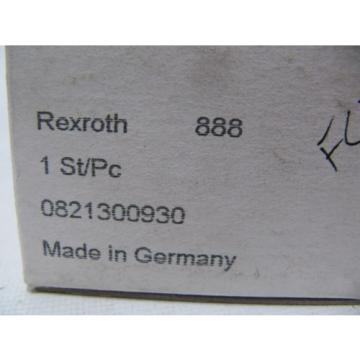 Origin Bosch Rexroth Block Valve 183175 0-821-300-930 0821300930