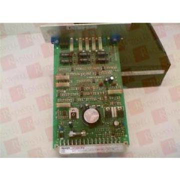 BOSCH Italy Korea REXROTH R900020298 RQANS2