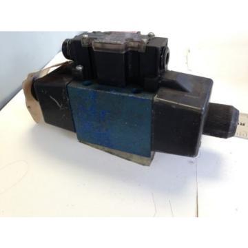 Origin OLD REXROTH 4WE10Q40/CW110N9DK25L HYDRAULIC SOLENOID VALVE, MNR R978910210 V