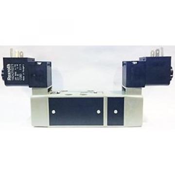 Bosch Rexroth AG 0 820 027 002 Pneumatic Directional Control Solenoid Valve