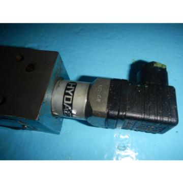 Rexroth DF3BH/HO30Z10C10/V Sandwich D03 Hydraulic Relief Valve