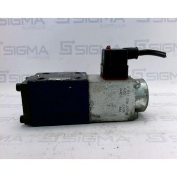 Bosch Rexroth 0811403105  Hydraulic Proportional Directional Control Valve