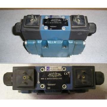 Bosch Korea USA Rexroth Hydraulics 4WE 6 J61/EW110N9Z4 4WEH 10 F45/6E Hydraulic Valve