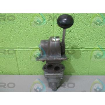 REXROTH H-2-LX CONTROL AIR VALVE 200PSI USED