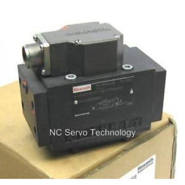 Rexroth 4WS2EM10-51/75B11T315K31EV  Servo Valve origin w/Warranty R900246468