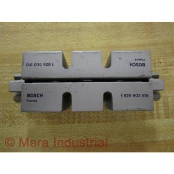 Rexroth Bosch Group 1 825 503 815 Valve Manifold Pack of 3 - origin No Box