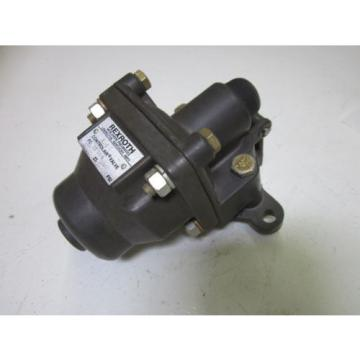 REXROTH SH-3 CONTOLAIR VALVE P66183-2 200PSI USED