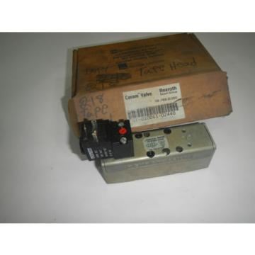 Rexroth India Mexico GT010061-02440 Pneumatic Valve