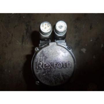 REXROTH Australia Japan MSK050C-0600-NN-M1-UP1-NNNN PERMANENT MAGENT MOTOR *USED*