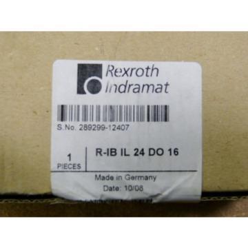 Rexroth Dutch Egypt R-IB IL 24 DO 16 Digitales Ausgangsmodul   > ungebraucht! <