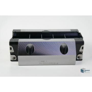 Rexroth R165331220 Kugelwagen Führungswagen Rollenschienenführung Linear Bearing