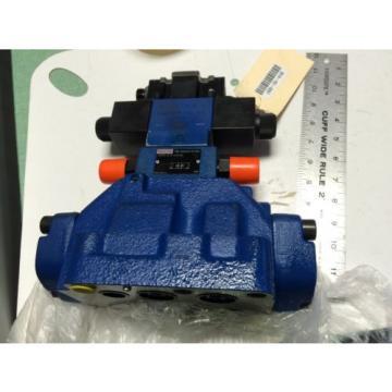 Origin REXROTH R900904406 HYDRAULIC VALVE,R978008115,4WE6J61/EW110N9DK25L,823274 CE