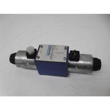 REXROTH 5-4WE10J32/CG24N9K4/A08 HYDRAULIC VALVE RR00880089 Origin NO BOX