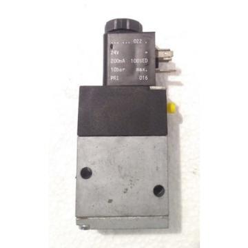 577-255-022-0 Rexroth 577 255 3/2-directional valve, Series CD04 solenoid coil