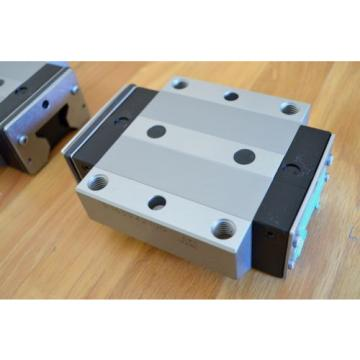 Origin Rexroth R185942100 Size45 Linear Roller Rail Bearing Runner Blocks - THK CNC