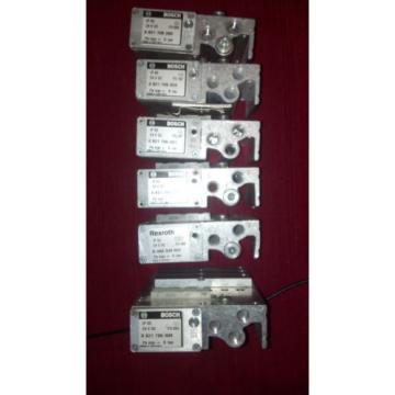 Bosch Rexroth 0 821 706 008  Valve Banks 395,  055, 401, 080  R480039932