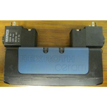 Rexroth Mecman CERAM Valve GS-020062-02424