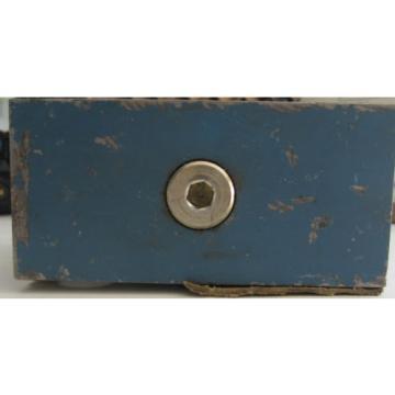 BOSCH Rexroth MNR R900976978 HYDRAULIC VALVE ASSEMBLY LFA 40 WEA-71/A12/12