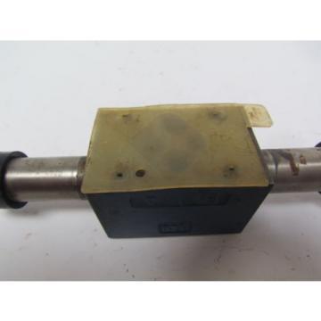 Rexroth 4WE 6 J61/EW110N9K4 00551703 Directional control valve w/o coils