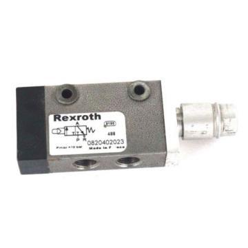 BOSCH REXROTH 0820402023 PNEUMATIC VALVE VVST-3/2NC-PLU