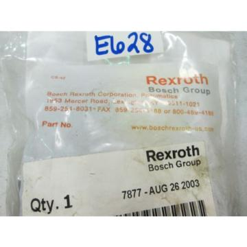 RexRoth USA Egypt Pneumatic Valve Repair Kit P-029294 (NIB)
