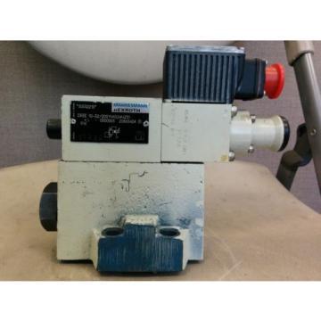 Mannesmann Rexroth Pressure Relief Valve