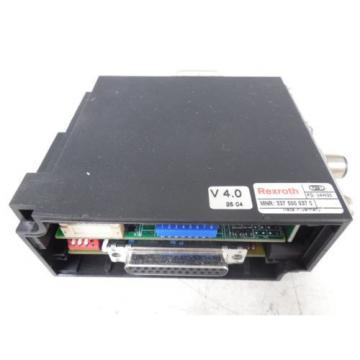 USED Rexroth 3375000370 DDL DeviceNet Pneumatic Valve Driver V 40