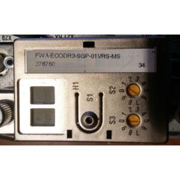 REXROTH Dutch Dutch INDRAMAT DKC02.3-040-7-FW SERVO DRIVE W/FWA-ECODR3-SGP-01VRS-MS