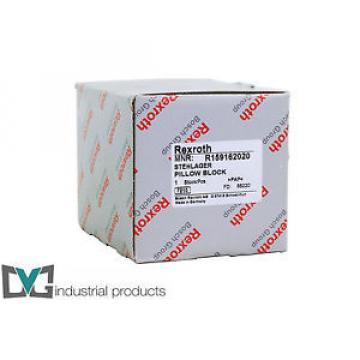 Bosch China Australia Rexroth / MNR: R159162020 / Stehlager-Pillow Block