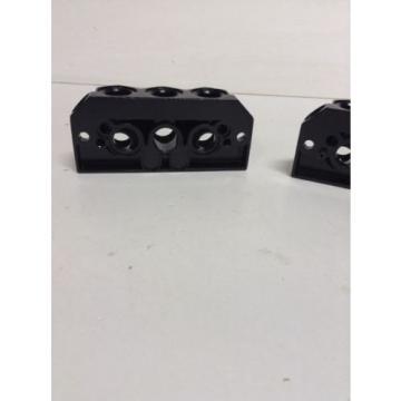 Origin Rexroth / Bosch 901-HN1TF Pneumatic Valve Manifold Base Kit Warranty