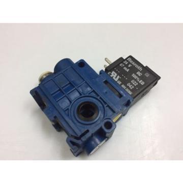 5791500220 AVENTICS REXROTH  DIRECTIONAL VALVE V579-3/2NC-DA06-024DC-04-RV2