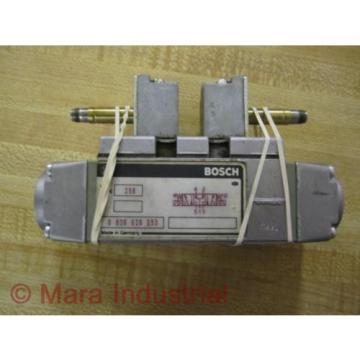 Rexroth Bosch Group Valves Valve For Parts Or Repair Pack of 6 - Used