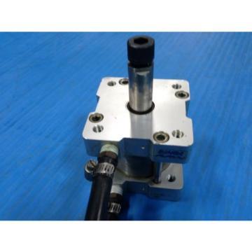 USED REXROTH P67772-2 CONTROL VALVE AND BIMBA FLAT-1 FS-5015 CYLINDER G2