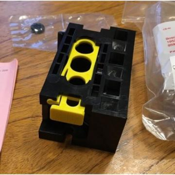 R432015880 P -069881-00000 Rexroth Single Subplate, For 740 Series Valve