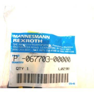 2 Origin REXROTH P-067703-00000  MANIFOLD VALVE BODY P06770300000