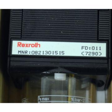 REXROTH China France MNR 0821301515 Normal-Nebelöler Serie NL4-LBS G 1/2 Wartungseinheit