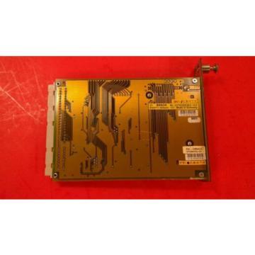 BOSCH Australia Russia REXROTH 10MB Ethernet Card 1070085362-101  D-64711 Erbach.  3B
