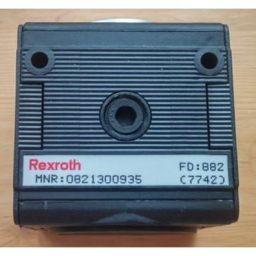 Origin REXROTH Shut off valve  R404030182 0821300935 Tetra 90113-0374