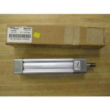 Rexroth India Australia Bosch Group TM-811000-03050 Cylinder