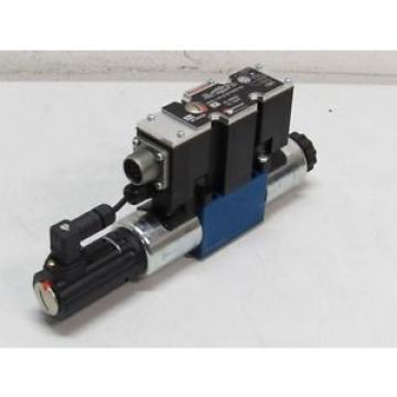 Rexroth Canada USA 4WREE 6 W1-32-22/G24K31/A1V Wegeventil MNR: R900913359 UNUSED