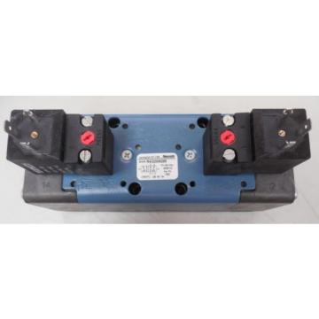 REXROTH Italy Canada CERAM VALVE R432006265 150 MAX. PSI 120V COIL NIB