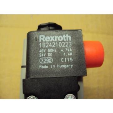 REXROTH USA Greece 1824210223 BOSCH MAX 10 BAR