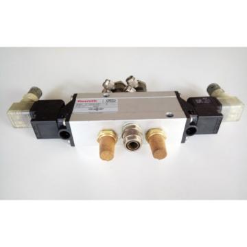 Rexroth China Germany Aventics 5725550220 Steuerventil 572-555-022-0 Druckluft 5/2-Wegeventil