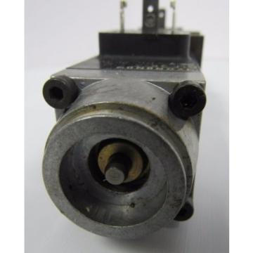 REXROTH 4 WE 6 D51/OFAG24NZ4 F28 24V DC 26W HYDRONORMA VALVE  USED