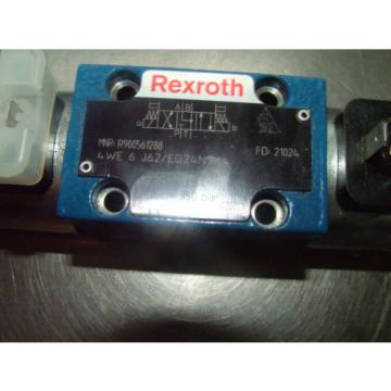 Rexroth Korea Italy 4 WE 6 J62/EG24N9K4 Control /Directional Valve , R900561288