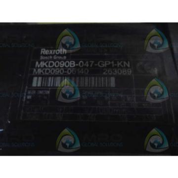 REXROTH Korea India MKD090B-047-GP1-KN *NEW IN BOX*