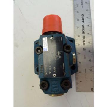 Origin OLD REXROTH DR 20-5-52/200YMV HYDRAULIC VALVE 00568522  A004  CQ