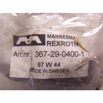 NEW Canada India MANNESMAN REXROTH PISTONROD ADAPTER TYPE 5 & 367-29-0400 MOUNTING & NUT KIT
