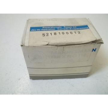 REXROTH Italy Greece 5218100012 REPAIR KIT *NEW IN BOX*